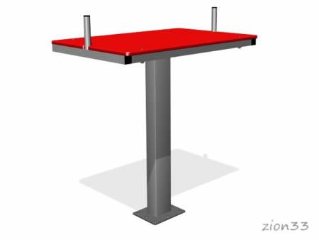 202)Стол для армрестлинга