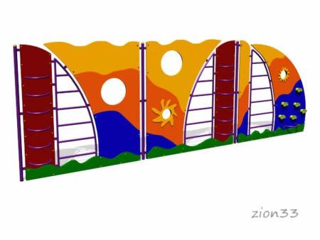 79)Лаз «Пейзаж» ЭЛ023