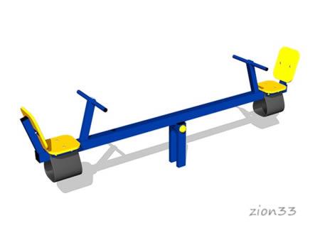 3655)Качалка-балансир «Сток»