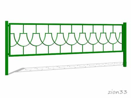 286)Газонное ограждение ОГ-20