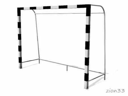 168)Ворота для мини-футбола