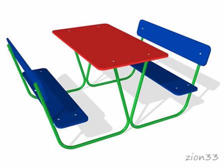 3492)Детский столик «Прайм»