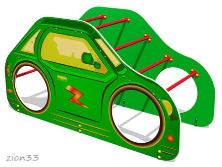 3845)Лаз «Автомобиль»
