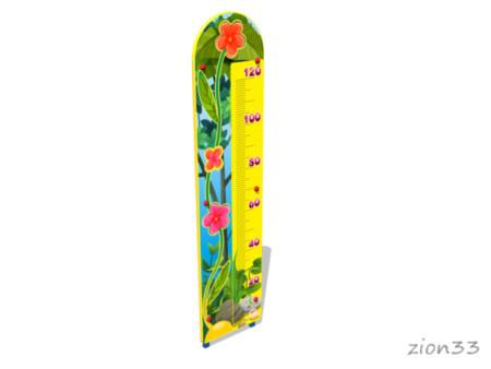 105)Ростомер «Цветочная поляна»