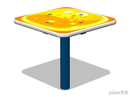 3806)Табурет М1 к столику «Леденцы»