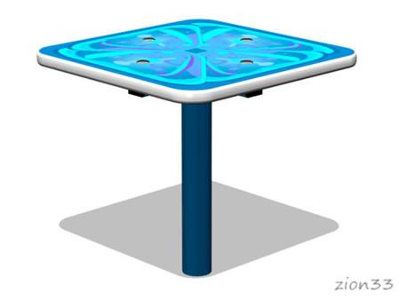 3808)Табурет М3 к столику «Леденцы»