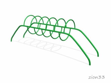 Лаз «Кольца» эскиз