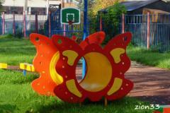 2.Лаз «Труба-Бабочка» ЭЛ024