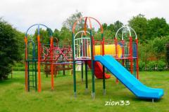 3.Детский игровой комплекс «Медовый барсук»