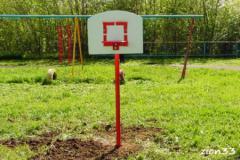 2.Стойка баскетбольная детская «Малыш»