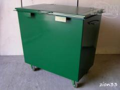 1.Контейнер ТБО БК-0,8