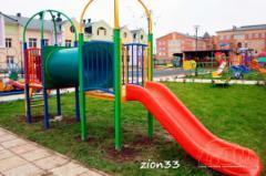 2.Детский игровой комплекс «Бурундук»