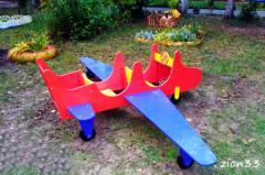 2.Игровой макет «Самолет»