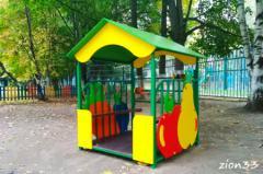 2.Детский игровой домик «Магазин»