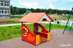 2.Детский игровой домик «Гном»