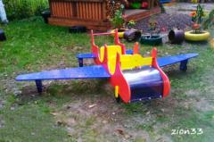 3.Игровой макет «Самолет»