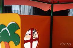 3.Детский игровой домик «Саванна»