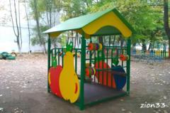 3.Детский игровой домик «Магазин»