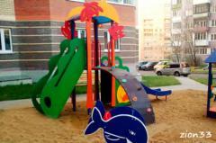 2.Детский игровой комплекс «Африка»