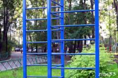 2.Шведская стенка «Уголок»