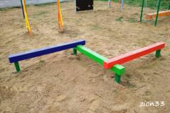 2.Детский гимнастический бум «Змейка»