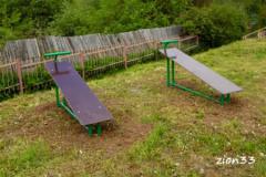 4.Скамья гимнастическая наклонная