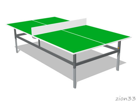 Теннисный стол М2
