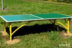 2.Теннисный стол М2