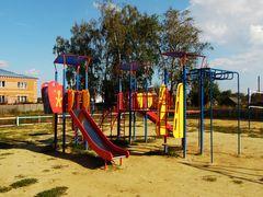 Детский игровой комплекс «Выдумка» в Толпуховском сельском поселении