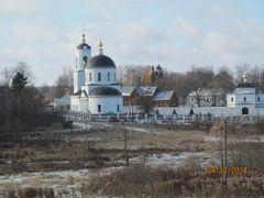 Махринский монастырь