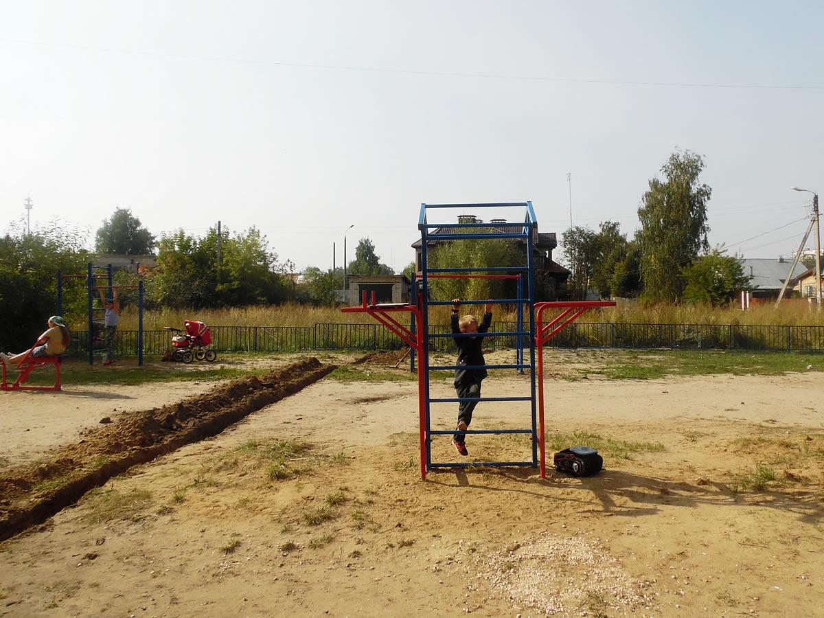 Спортивный комплекс СГК-25