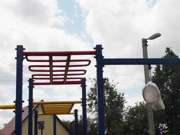 Рукоходы спортивного комплекса «СГК-4»