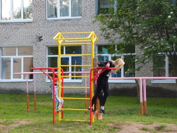 Спортивный комплекс СГК-25 - первые атлеты