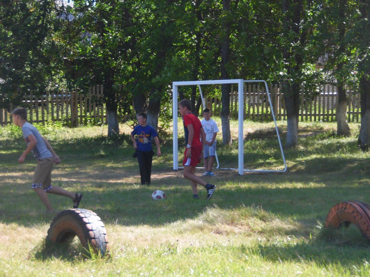 Ворота для мини-футбола 2