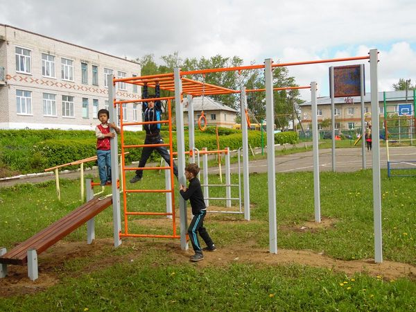 Спортивный комплекс «СГК-36» - помощь товарищу