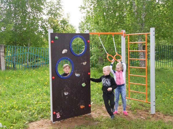 Спортивный комплекс СГК-8 - веселые игры