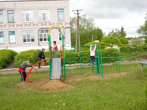 Детский игровой комплекс «Ирбис» - всегда популярен