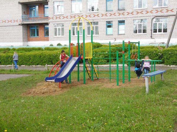 Детский игровой комплекс «Ирбис» - вид 2