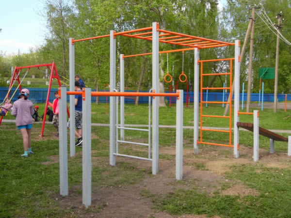 Спортивный комплекс «СГК-36» вид 2