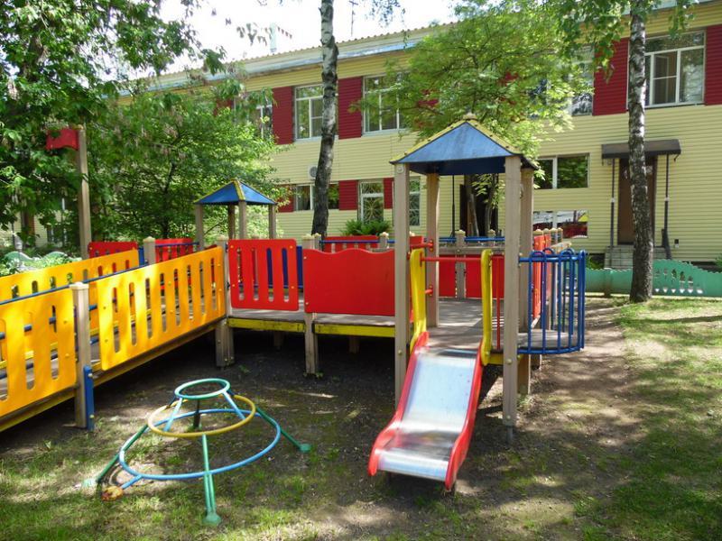 Реконструкция игрового комплекса в специализированно Доме ребенка г.Владимира