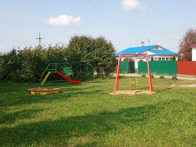 Детская игровая площадка в с.Старый Двор, ул.Дорожная